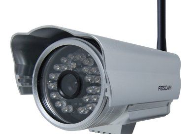 Foscam FI8904W External Wireless IP Camera