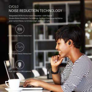Earphones noise reduction