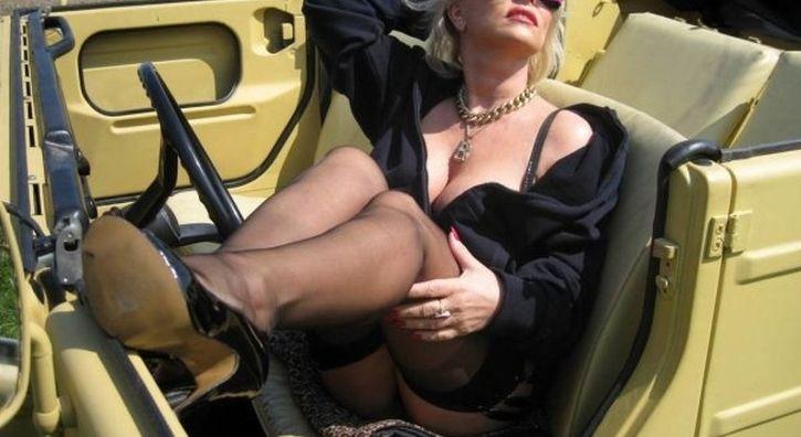Donna cougar per incontri di sesso a Foggia