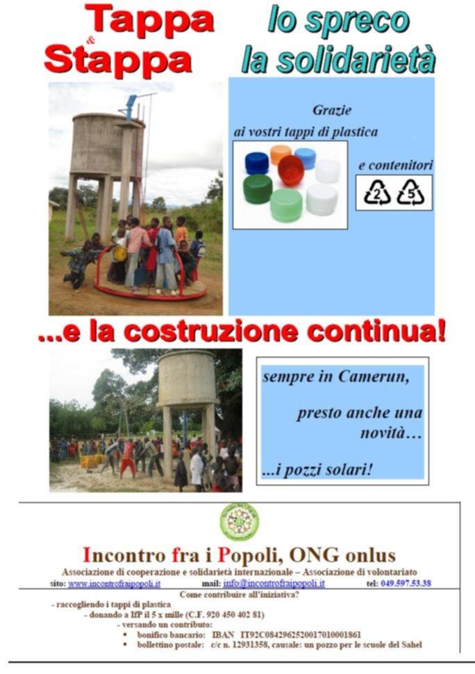 moda di lusso qualità del marchio buona qualità Campagne   Incontro fra i Popoli ONG Onlus - Cittadella Padova