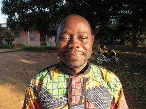 Ringssillo Théophile animatore del Comitato Giustizia e Pace di Ngaoundéré