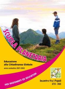 Scuola planetaria cover page