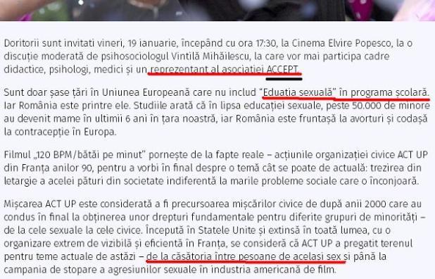 Activismul din România