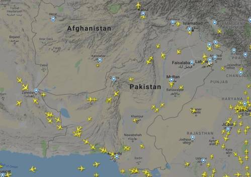 Image result for PAKISTAN AIR SPACE