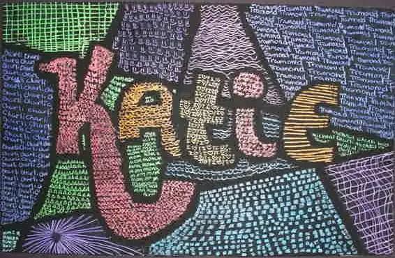 Graffiti Name Design Valerie M Art Portfolio