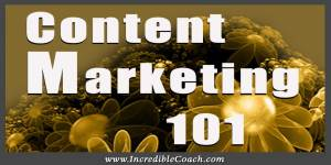 Content marketing for coaches