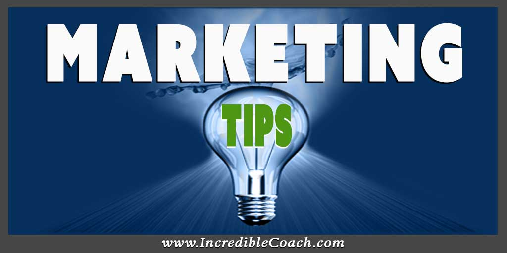 Marketing tips for coaches