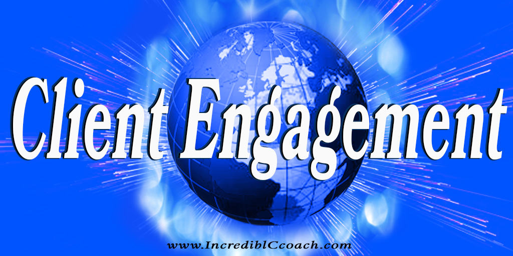 Engage clients and have enrollment conversation
