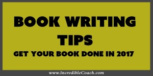 Book Writing Tips