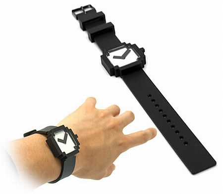 icon wrist watch
