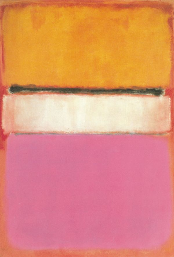 White Center painting
