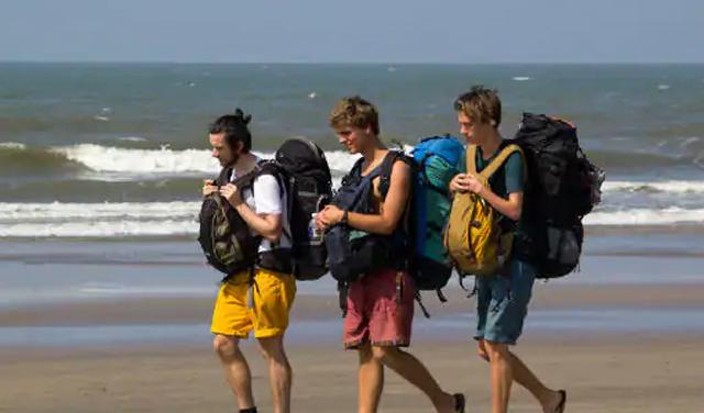 International Tourists in Goa