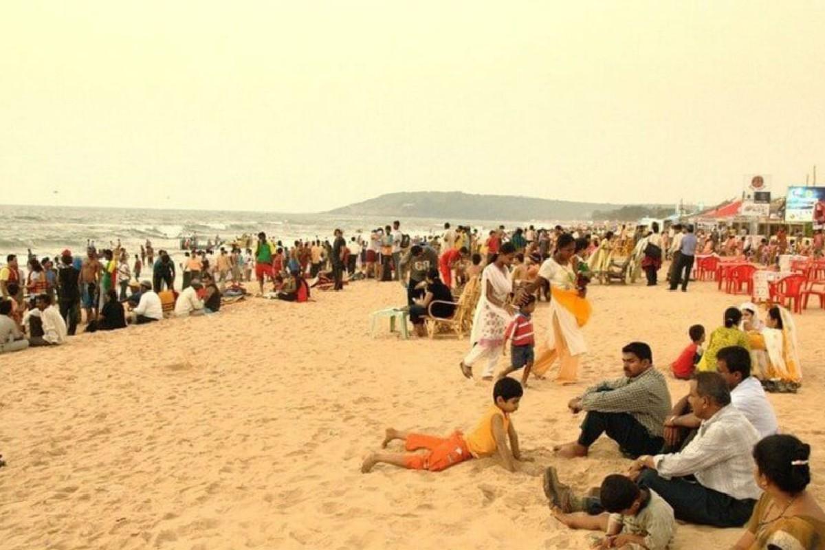 Domestic Tourism in Goa