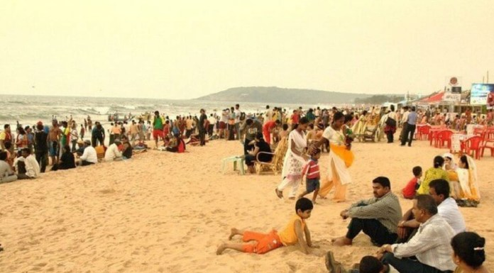 Domestic Tourism in Goa