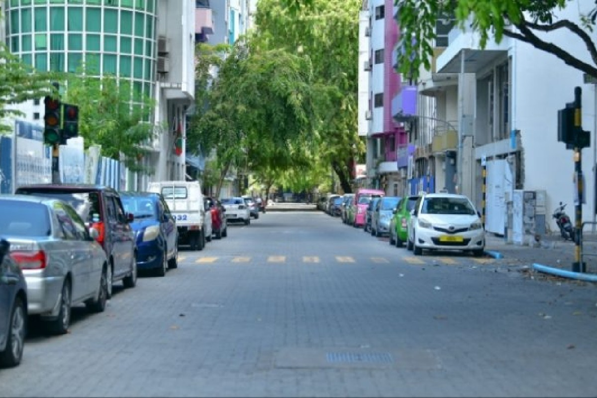 maldives under lockdown