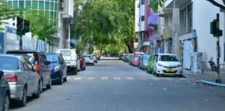 maldives under lockdown