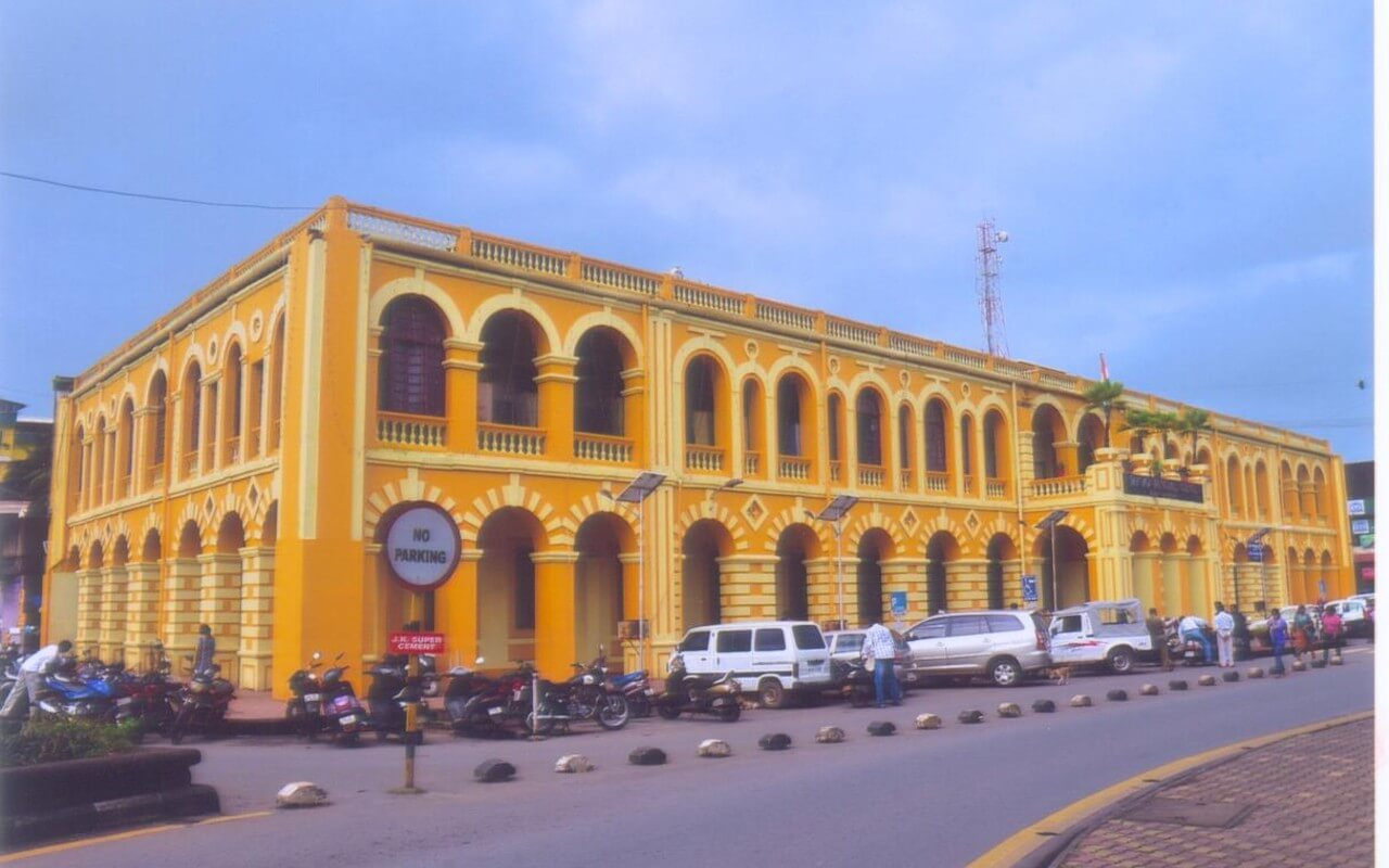 Margao City