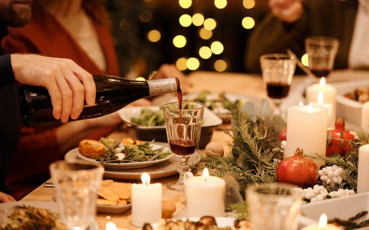 Prevent Yourself From Christmas Eating Disasters