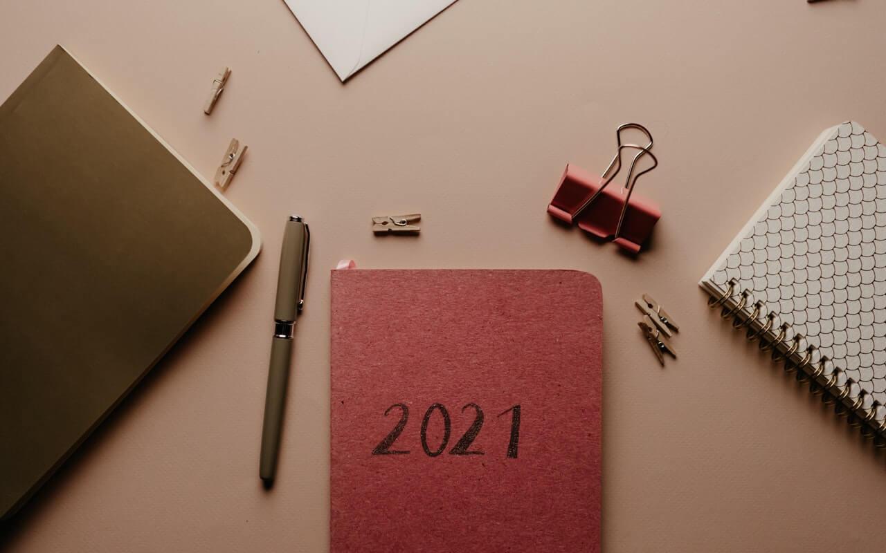 Beginning of 2021