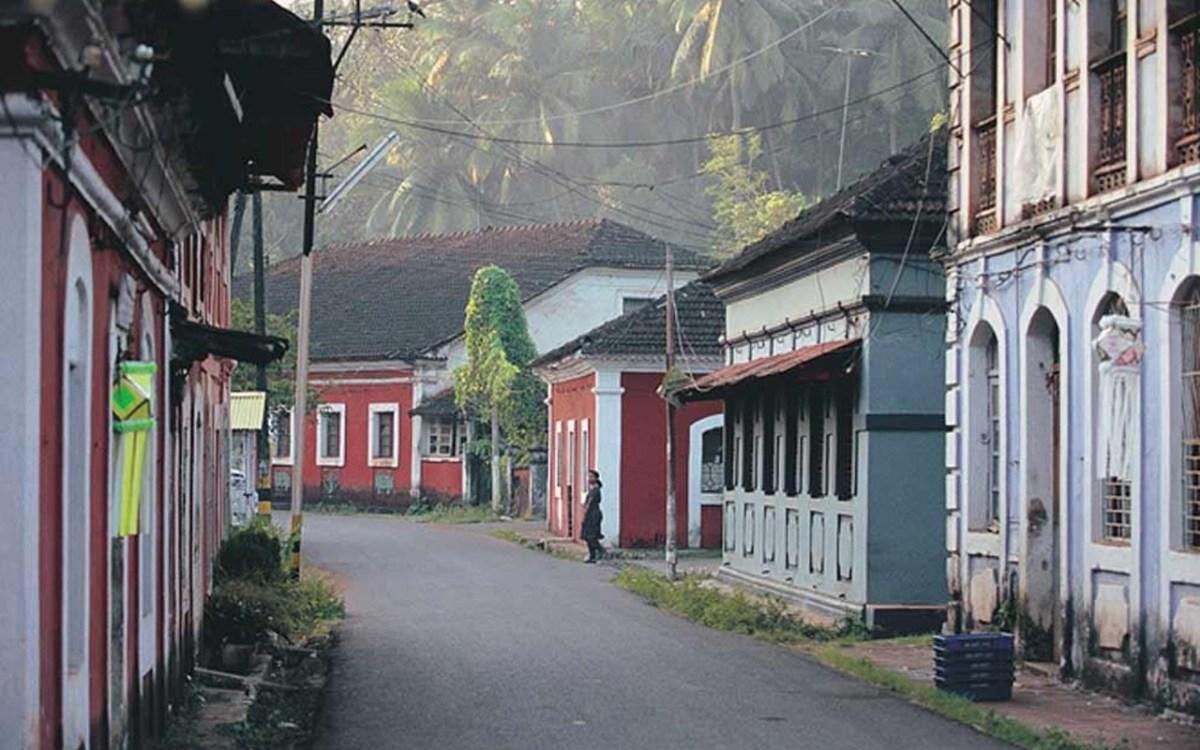 Fontainhas, The Latin Quarters of Goa