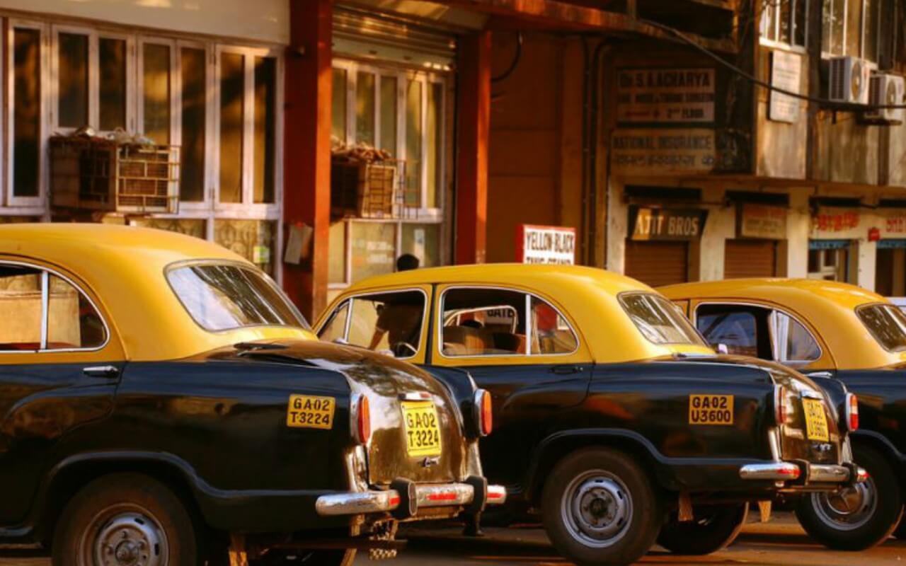 Taxi in Goa 2021