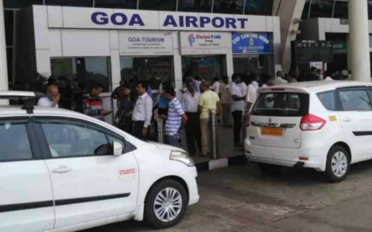 Taxi Fare Expensive Than Air Tickets in Goa