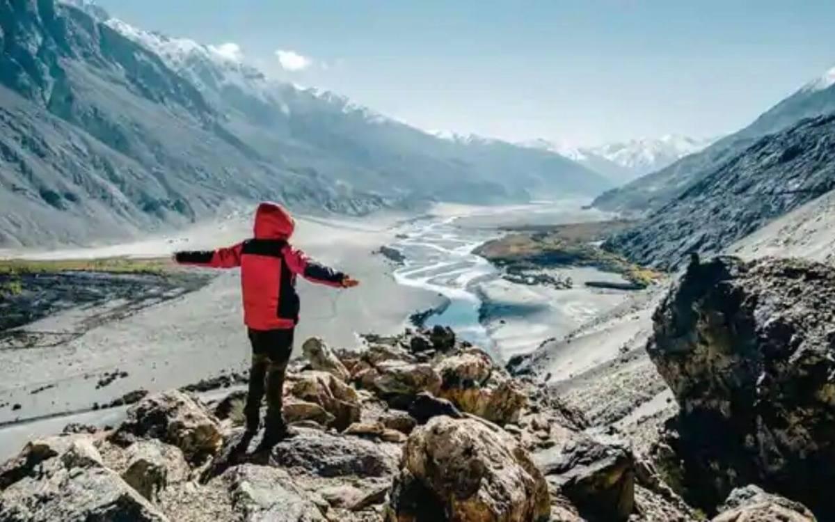 Ladakh opens for Tourism