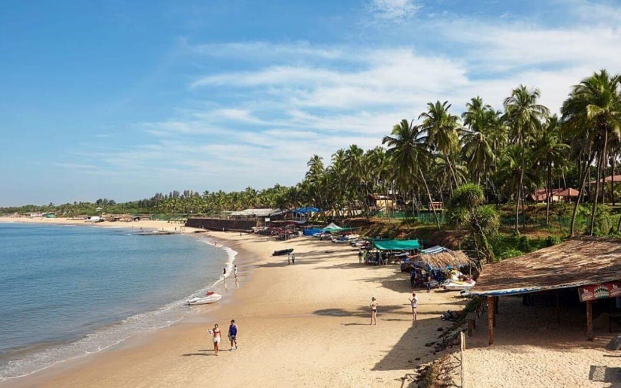 Tourism Activity in Goa