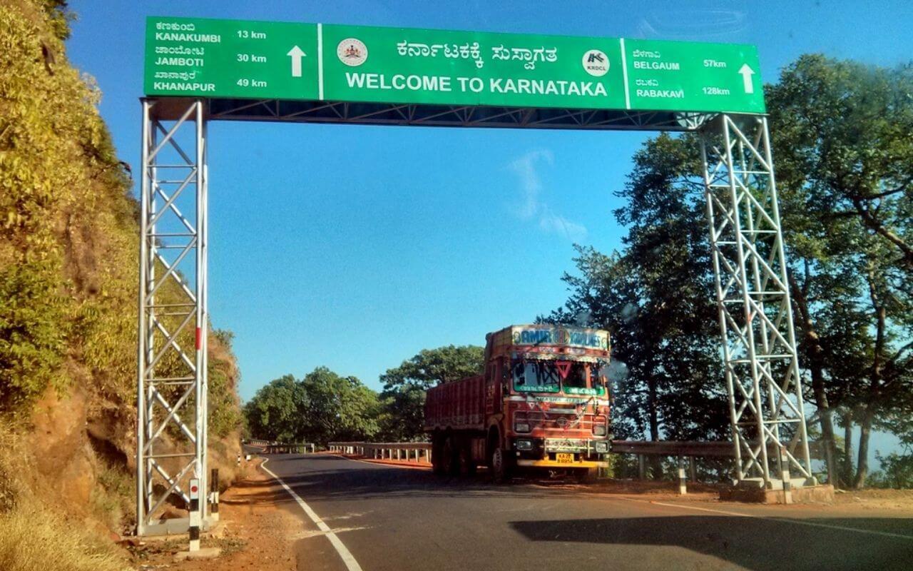 Travellers From Goa Not Allowed To Enter Karnataka