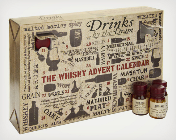 A Shot A Day Whisky Advent Calendar