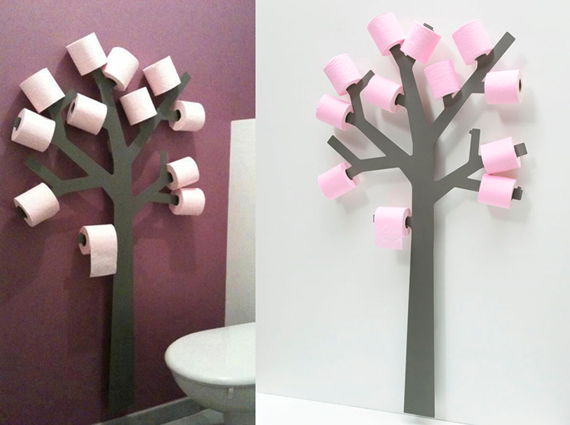 Árvore de papel