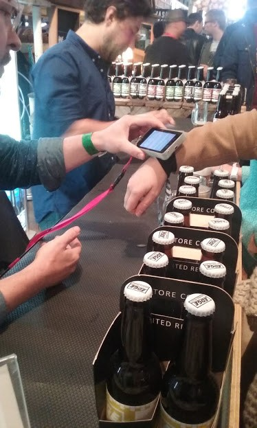 Replace drinks tokens with RFID cashless virtual currency solutions -systems created for Australian Festivals & Events with 100% mobile devices with fully offline capability technology