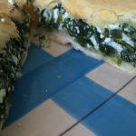 Pizza Parigina con biete e ricotta