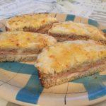 Croque Monsieur – toast gustoso