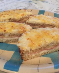 Croque Monsieur - toast gustoso