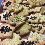 Biscottini delle feste di Natale