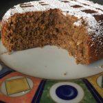 Torta all'acqua e caffè con cottura ad induzione – Pentola Crafond®