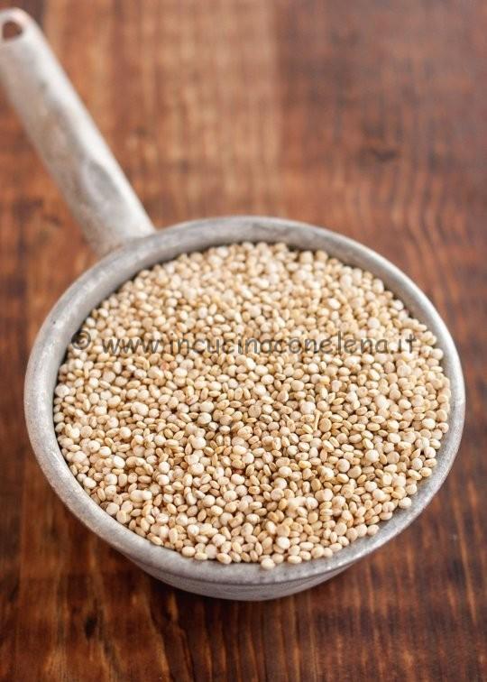 La Quinoa nella Dieta del Gruppo Sanguigno