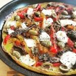 Ricetta Omelette mediterranea