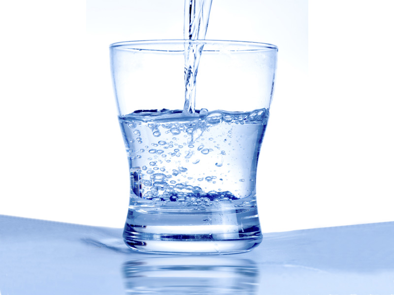 L'acqua nella Dieta del Gruppo Sanguigno