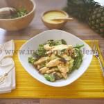 Ricetta Insalata di tacchino e ananas
