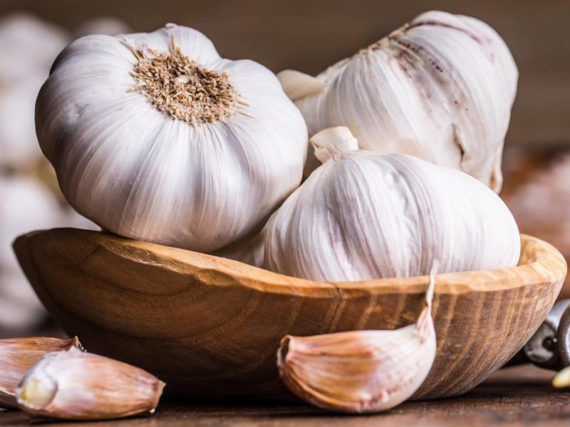 L'aglio nella Dieta del Gruppo Sanguigno