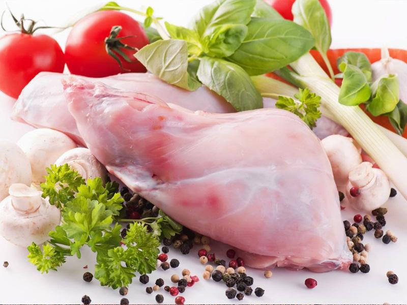 Il Coniglio nella Dieta del Gruppo Sanguigno