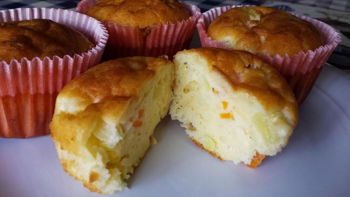 Muffin alle verdure   Ricetta
