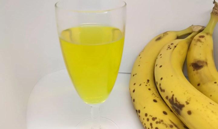 Liquore alla banana