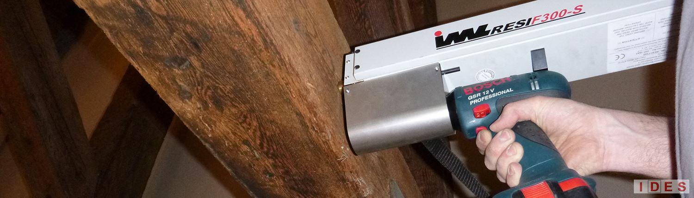 resistograph legno