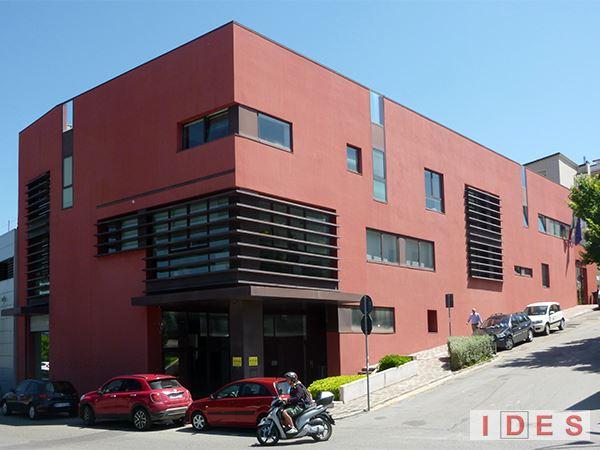 Palazzo della Direzione Regionale Marche Demanio - Ancona