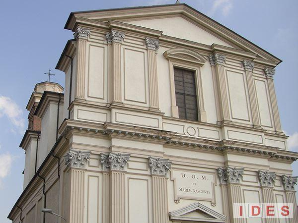 """Chiesa di """"Santa Maria Nascente"""" - Berlingo (Brescia)"""