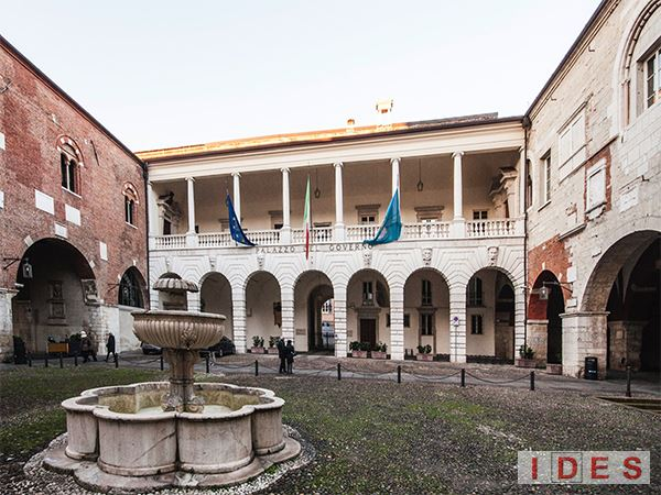 """Provincia di Brescia – Palazzo del """"Broletto"""" - Brescia"""