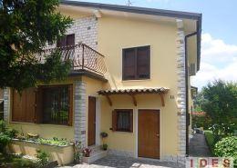Villa bifamiliare in via Sesta - Brescia